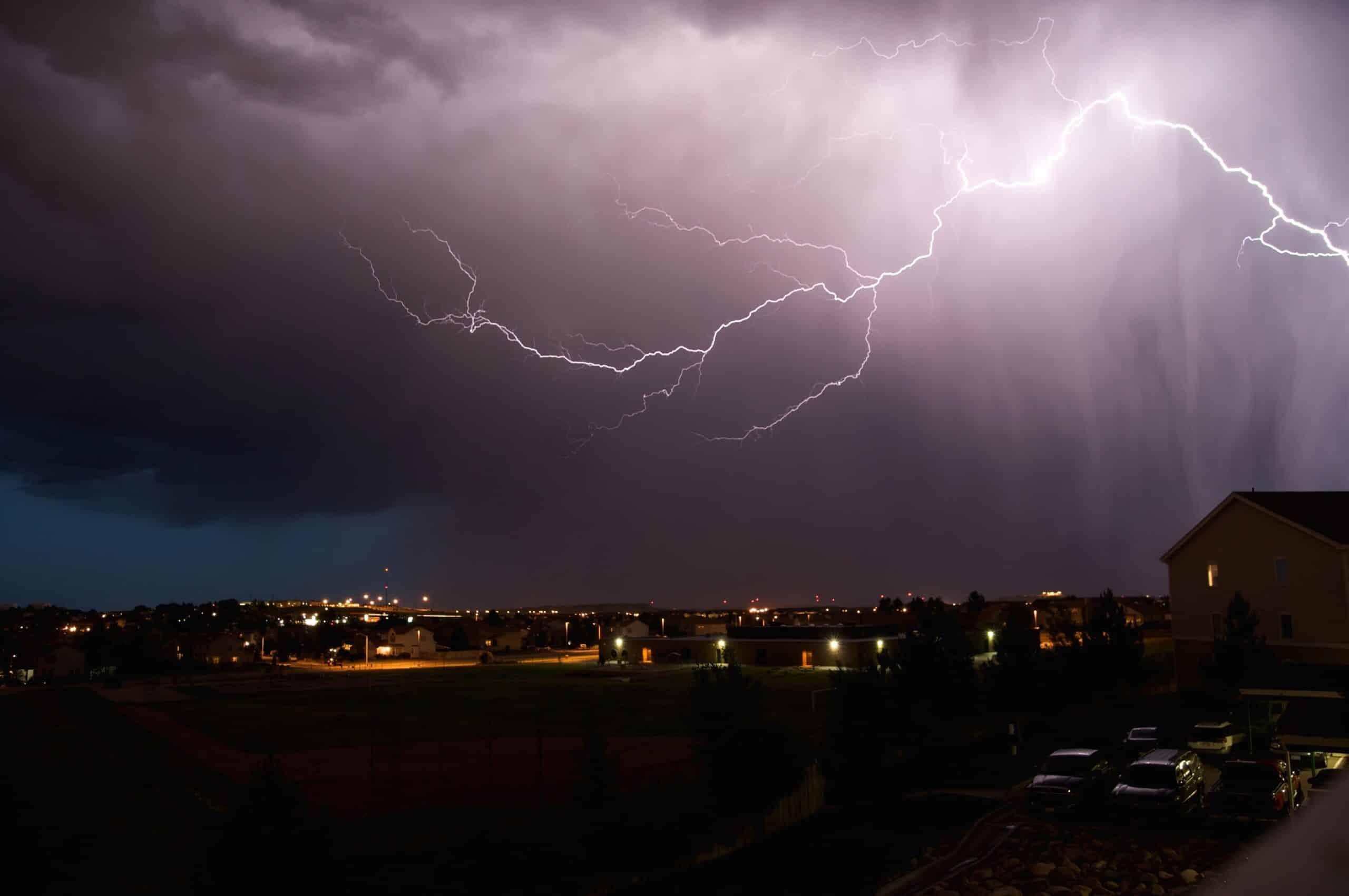 AC Storm Damage in Shawnee, KS